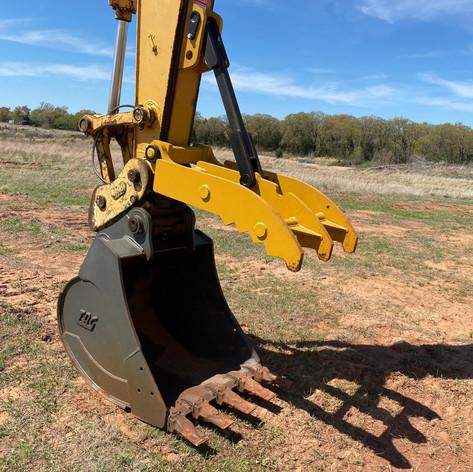 Installed On Excavator