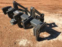 Cheap bullozer ripper for cat d4 or d5 size bull dozer machine for sale