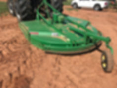 Cheap Used John Deere MX7 BrushHog for sale