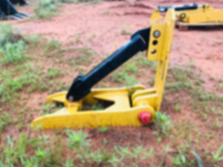 backhoe and mini excavtor thumb for sale
