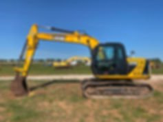 JCB Construction Equipment trackhoe excavator oklahoma
