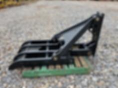 32x67 inch excavator thumb