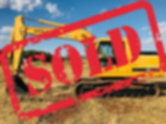 hyundai robex 160lc-7 160 excavator trackhoe auction rent rental consignment repo cheap for sale sold