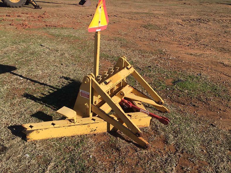 Cheap Used  Impactor 2000 Scarifier for roadgrader machine for sale
