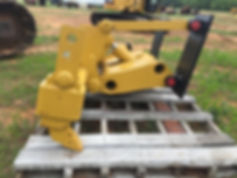 Cheap bullozer ripper for cat d6 or d7 size bull dozer machine for sale