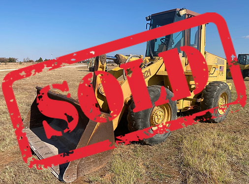 Case wheelloader wheel loader front frontloader sold rent rental auction bank repo consignment