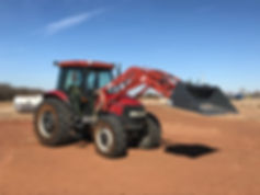 Used Case International Repo For Sale Harvestor Jx 95 Tractor