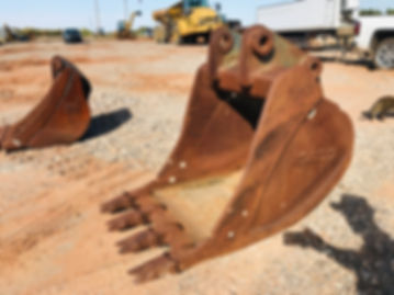 """32"""" EACO Exavator Bucket For Sale Used Trackhoe Cheap"""