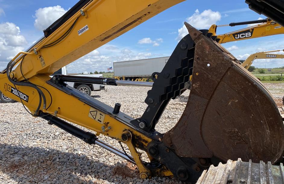 32 x 62 excavator hydraulic thumb