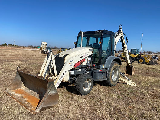 Mecalac Terex TLB840R tlb 840 r dcss Backhoe Loader For Sale Rent rental cheap used new parts auction bank repo consignment farm construction dirt work excavation