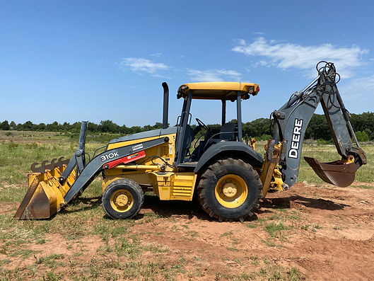 John Deere 310K Backhoe Loader For Sale Consignment Auction bank repo rent