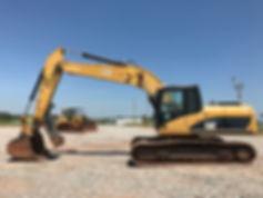 CAT 320 D L Excavator