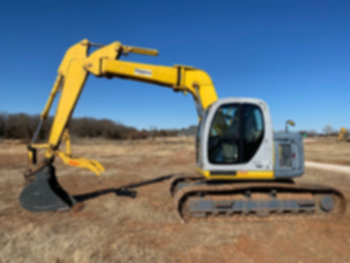 Kobelco SK 135 SR LC Hydraulic Track Excavator trackhoe for sale rent used new consgnment parts cheap rental auction consgnment bank repo