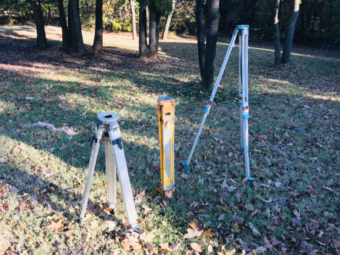 Used survey tripods for sale cheap