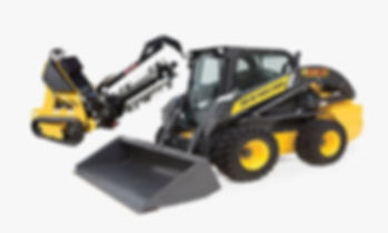 Compact Equipment for sale rent auction repo bank consignment rent rental cheap used trencher bobcat new holland kubota skidsteer skid steer track tracked loader ditch witch Trencher