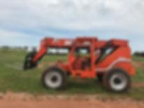 Used Skytrak 6036 Telehandler Offroad Forklift For Sale