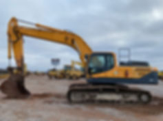 Hyundai Robex 32 LC-9Excavator for sale consignment bank repo used cheap rent rental auction