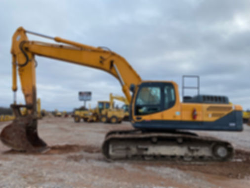 Hyundai Robex r320lc-9 320 lc-9 excavator trackhoe for sale rent auction cheap used new parts auction bank repo