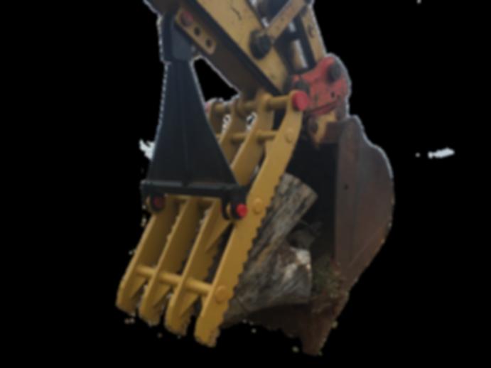 Excavator Thumb