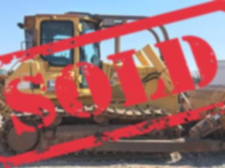 JD 850 bull dozer Sold