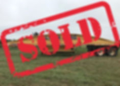 Load king belly dump trailer sold