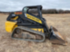 New Holland C238 C238 Newolland Skidsteer skids steer bobcat kubota cheap used new auction rent rental consignment bank repo auction tracks tracked compact loader john deere cat caterpillar