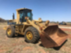 Used Repo Komatsu WA450 WheelLoader for sale