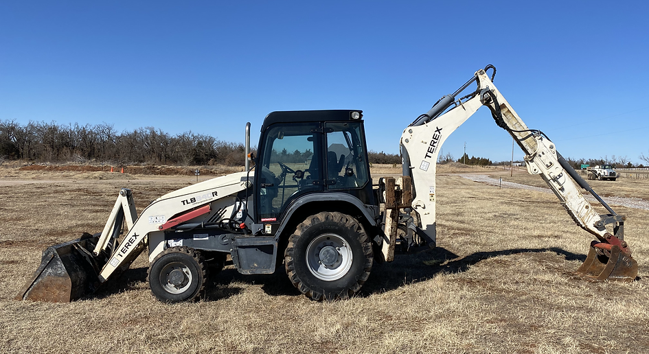 Terex TLB840R Backhoe loader backhoeloader tlb 840 r