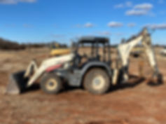 Terex TLB840PS tlb 840 ps backhoe loader for sale rent rental auction consignment cheap used new parts bank repo consignment