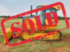 John Deere 650 Bulldozer Sold
