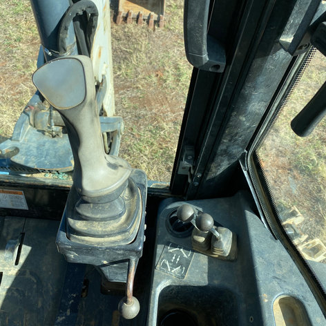 Backhoe Controls