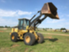 CAT IT 28 G FrontLoader For Sale