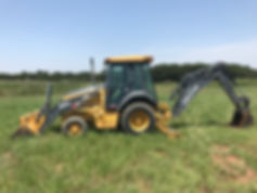 Used Repo For Sale John Deer 310 J Backhoe Loader