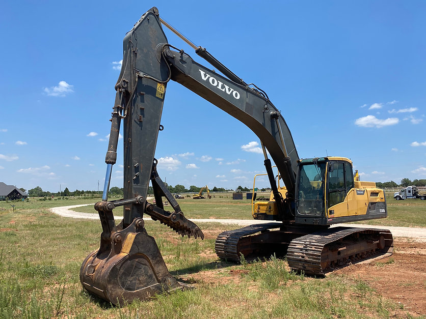 volvo heavy construction equipment for sale