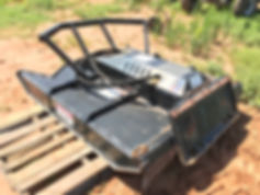 """used Quick Attach Mega Mower 72"""" Quick brush Cutter for sale"""