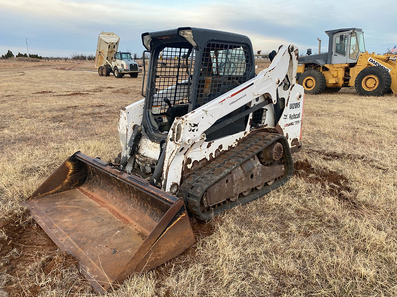 Bobcat T590 Tracked compact Laoder Skidsteer for sale rent rental auction bank repo consignment for sale cheap used new