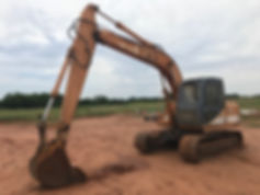 Used Case 9010B Excavator Repo For Sale