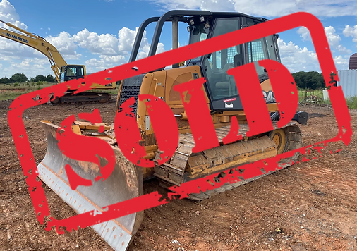 Case 850 Bulldozer Sold rippers auction bank repo consignment for sale