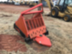 Marshall tree saw treesaw bobcat skidsteer skid steer for sale cheap used new consinment rental rent auction repo