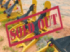 24x57 thumb sold out new excavator trackhoe
