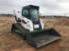 2017 bobcat t870 tracked compact loader skidsteer track tracked rubber skid steer cat caterpillar kubota new holland used cheapauction rent rental consignment for sale