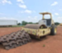 Used For Sale Protec Boxer 110 Roller Compactor Sheepsfoot