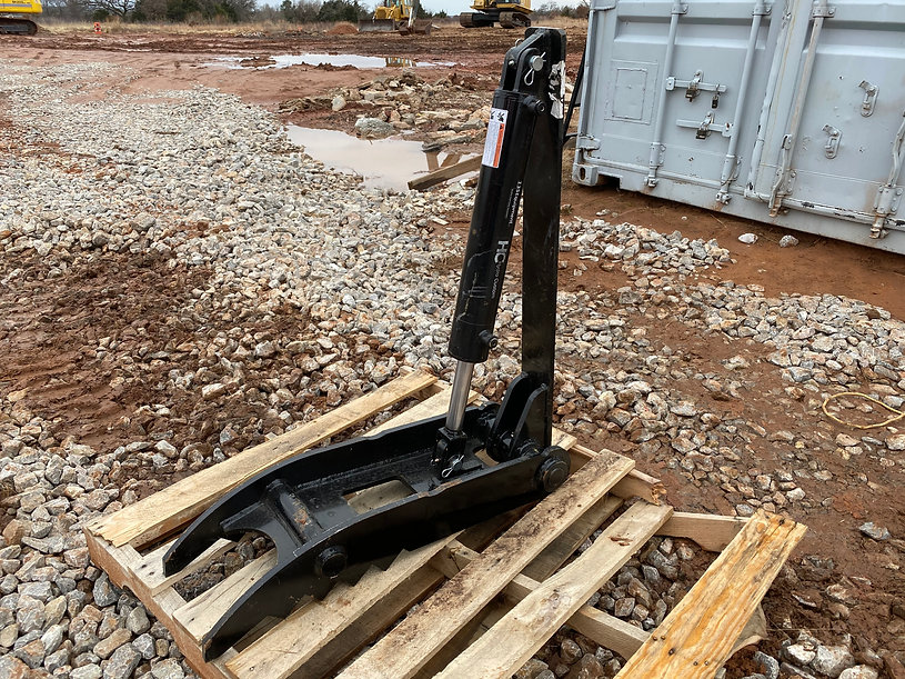 10 x 35 hydraulic thumb backhoe loader mini excavator for sale