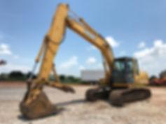 Used John Deere 160C LC Excavator Repo For Sale