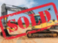 Volvo 160 Excavator For Sale sold