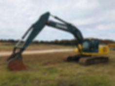 JohnDeere 240d LC Excavator For Sale