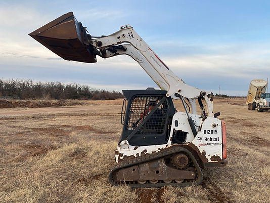 Bobcat T590 t 590 tracked compact laoder skidsteer for sale rent rental auction bank repo