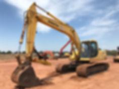 Used Komatsu PC200LC-6LE Excavator Repo For Sale