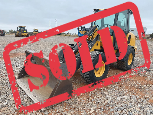 Volvo L20F Wheelloader frontloader tool carrier front wheel tire loader sold for sale rent rental auction bank repo farm consignment