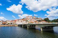 Coimbra University in Coimbra.